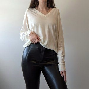 Wilfred Long Sleeve Blouse